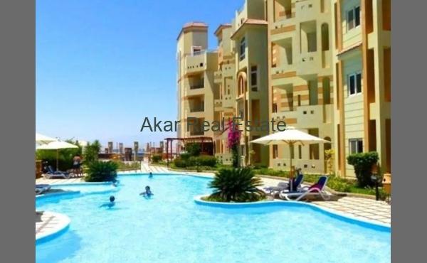 Апартаменты на роскошном курорте Сахл  Хашиш
