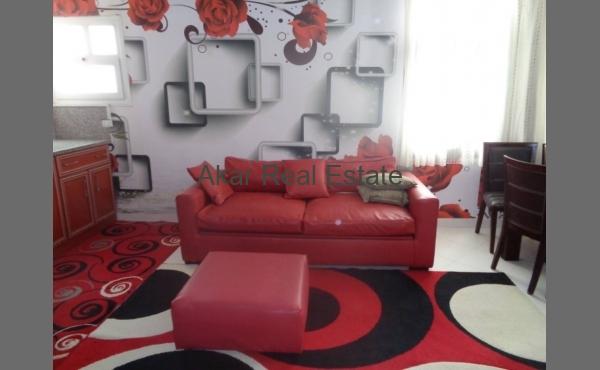 Яркая меблированная квартира в центре Эль Каусера