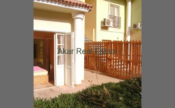 Солнечная квартира с личным двориком