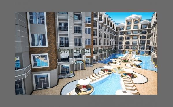 Шикарные Апартаменты с потрясающим видом на море