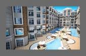 907, Шикарные Апартаменты с потрясающим видом на море
