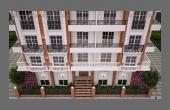 916, Апартаменты с 2 спальнями в новом доме
