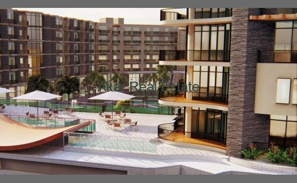 Апартаменты на Золотом Туристическом Променаде