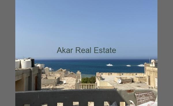 Квартира в Нубийском стиле с видом на море