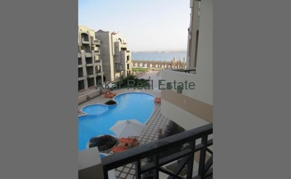 Меблированные апартаменты с видом на море в Сахл Хашиш