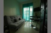 974, Квартира с одной спальней в доме с бассейном
